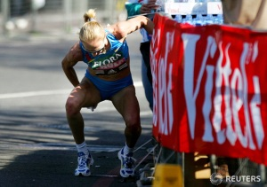 Was this week the season's Paula Radcliffe moment?