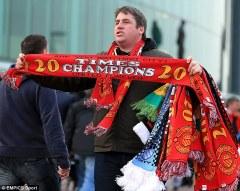2oth title scarfs