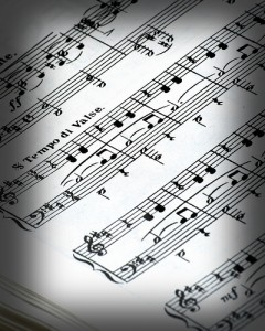 The Stevie G sheet music