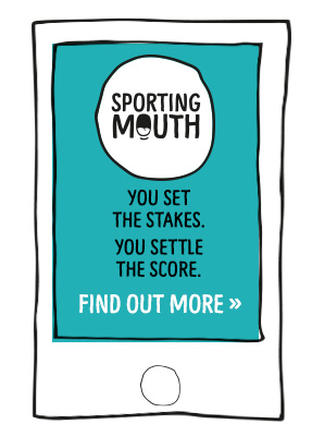 Find out more about the Sporting Mouth App